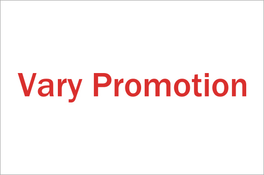 Vary Promotion